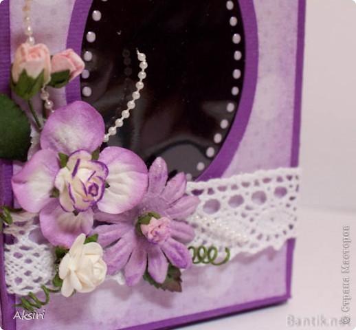 Коробочка для небольшого подарка фото 3