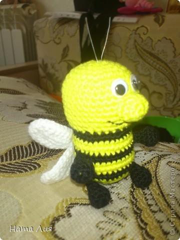Помашка и пчела (авт Марина Борисова) фото 4