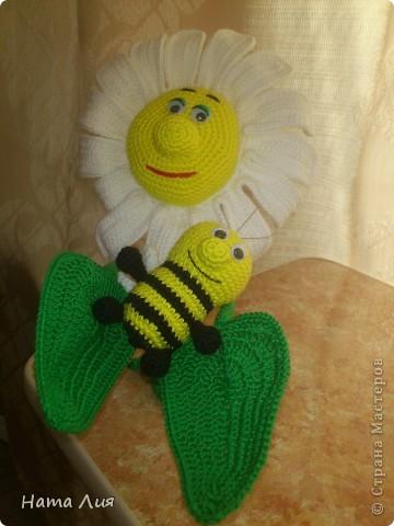 Помашка и пчела (авт Марина Борисова) фото 1