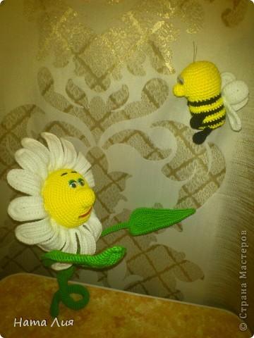 Помашка и пчела (авт Марина Борисова) фото 2