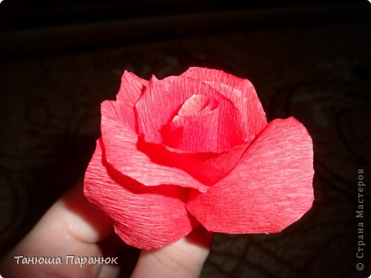 Букет роз + МК фото 8