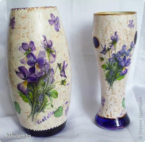 Фото больших ваз для цветов