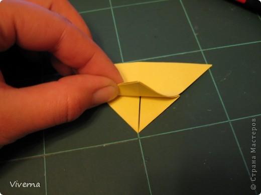 спросили меня в этой работе, как бабочку делала... http://stranamasterov.ru/node/396350  поискала, не нашла в СМ, чтобы ссылку дать..может искала не так....сама я ее научилась делать еще на заре увлечения оригами, лет 10 назад, в какой-то детской книжке...а т.к. складывается бабочка до невозможного просто, то сделав ее один раз, Вы уже никогда не забудете, как ее сделать )) фото 4