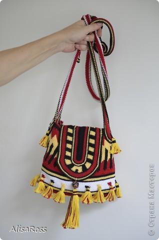 Моя новая сумочка!