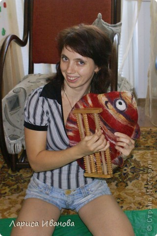 В июне сего года мне посчастливилось побывать в гостях в Северодонецке у моей дорогой подруги Леночки (Kyld).  Это мы с ней в кафешке сидим))). Обдумываем, чем будем заниматься вечером, а потом, как позже выяснилось - и глубокой ночью))) фото 5