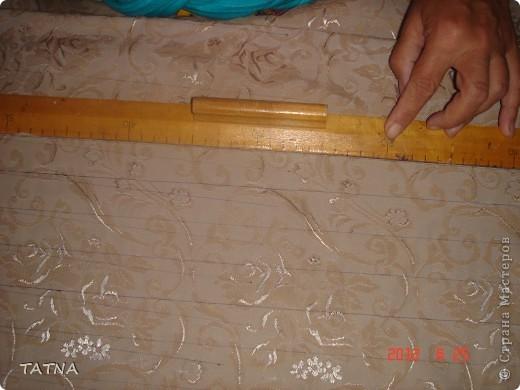 сначала разлинеим ткань на квадраты. фото 1