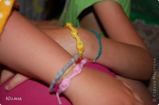 Схемы плетения фенечек.