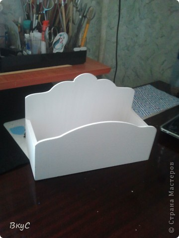 коробочка для писем.  фото 4