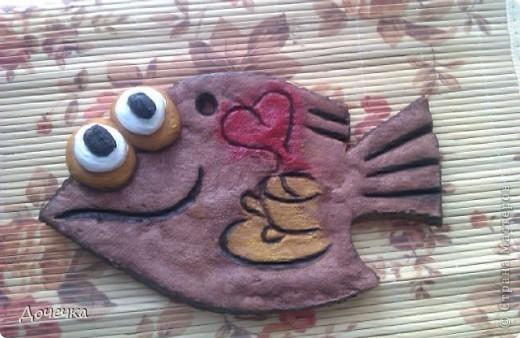"""Любимый заказал на день Рождения """"подари мне себя"""", а я рыба по гороскопу, вот и подарила))"""