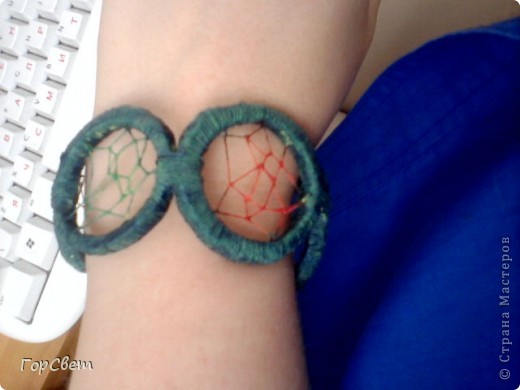 Мой браслет из ловцов сонв. фото 1