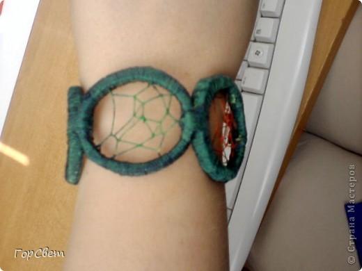 Мой браслет из ловцов сонв. фото 2
