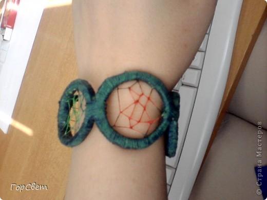 Мой браслет из ловцов сонв. фото 3