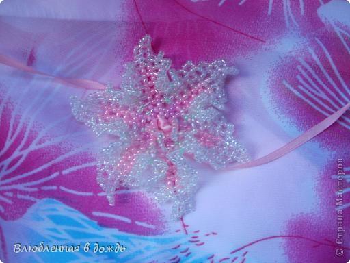 Этот цветочек, я делала по МК Татьяны Мальцевой : http://www.biser.info/node/322577 Спасибо большое, этой замечательной мастерице, за проделанную работу!!! фото 1