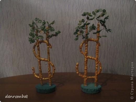 Дерево - бакс (повторюшка) фото 1
