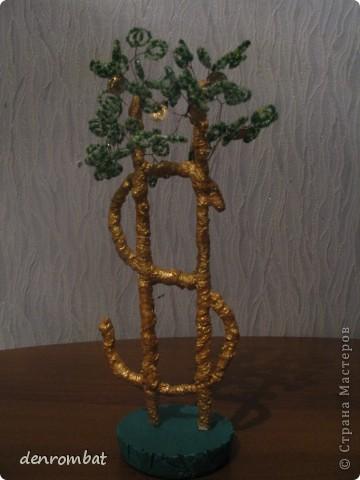 Дерево - бакс (повторюшка) фото 2