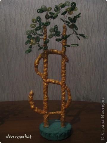 Дерево - бакс (повторюшка) фото 3