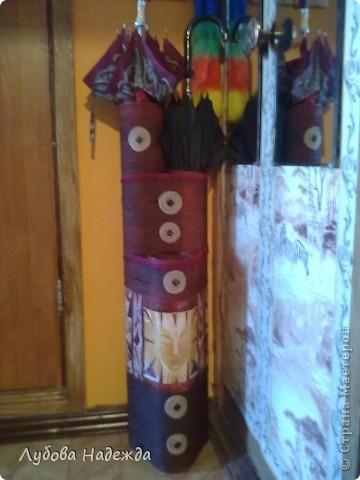 Африканская ваза.(повторюшка) фото 4