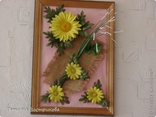 Цветочное дерево, делали с дочкой.  фото 6