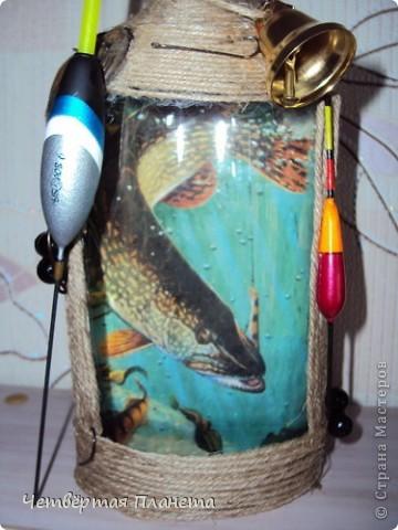 Поделки своими руками для рыбаков