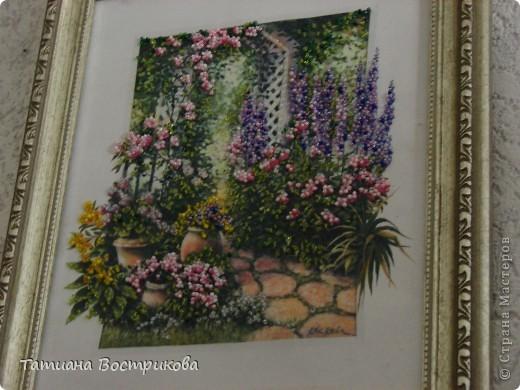 Цветочное дерево, делали с дочкой.  фото 7