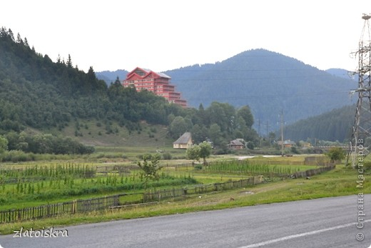 Добрый день, жители СМ! На прошлой неделе я с родителями съездили к бабушке в Закарпатье на пару дней и теперь хочу поделиться с вами красотой этого края. фото 6