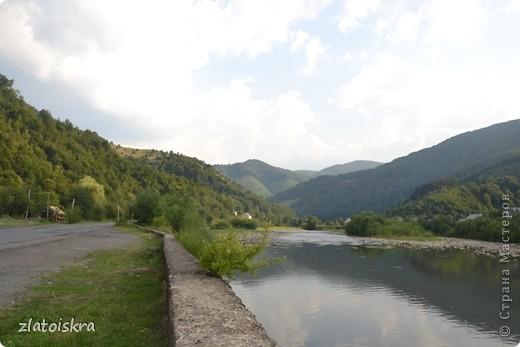 Добрый день, жители СМ! На прошлой неделе я с родителями съездили к бабушке в Закарпатье на пару дней и теперь хочу поделиться с вами красотой этого края. фото 8