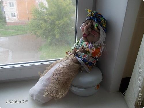Здравствуйте! Бабу-Ягу делала по работе Ликма.  фото 1