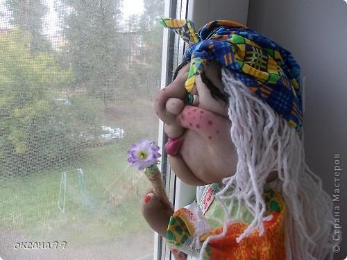 Здравствуйте! Бабу-Ягу делала по работе Ликма.  фото 5