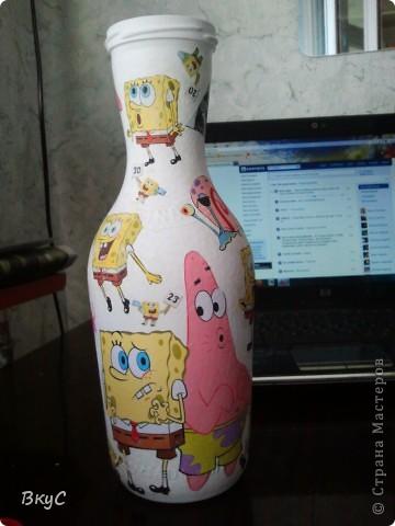 снова бутылки фото 8