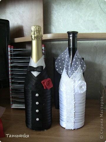 Комплект на свадьбу лучшей подруге. (Делала впервые!)  фото 2