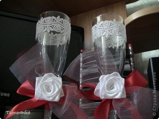 Комплект на свадьбу лучшей подруге. (Делала впервые!)  фото 3