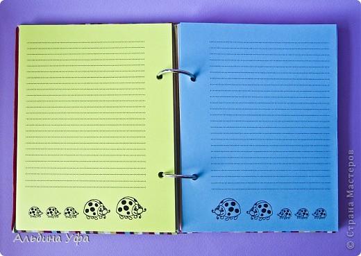 Доброго дня всем жителям СМ.Сегодня я с блокнотиками.Размер 14 на 18 см.Количество листов 80. фото 6