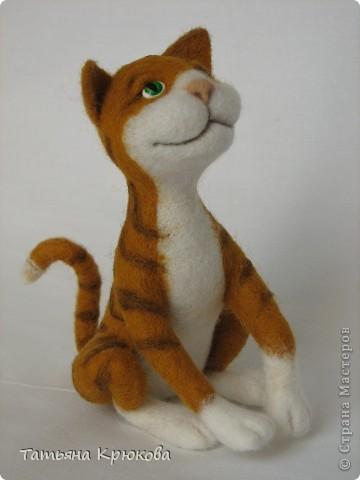 Рыжий кот,почти что тигр... фото 2