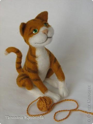 Рыжий кот,почти что тигр... фото 4