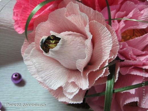 Общий план - в ракушке 11 роз фото 4