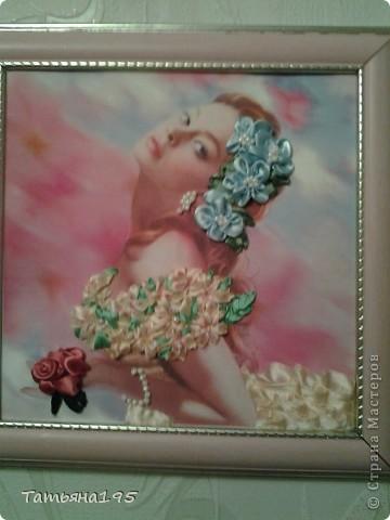 Профессиональная вышивка лентой от Татьяны Мещеряковой фото 16