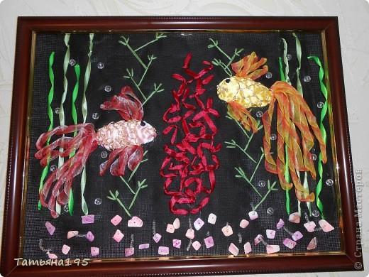 Профессиональная вышивка лентой от Татьяны Мещеряковой фото 19