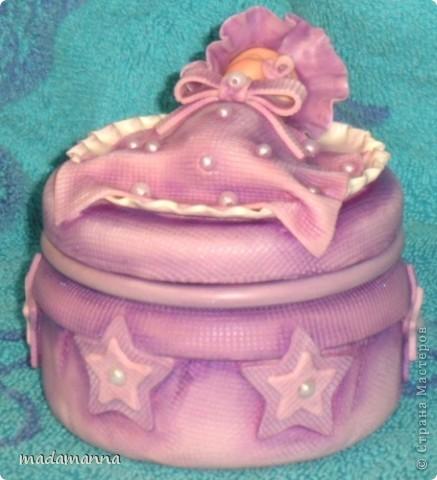 Декор предметов Лепка Дефиле младенцев Банки стеклянные Фарфор холодный фото 12