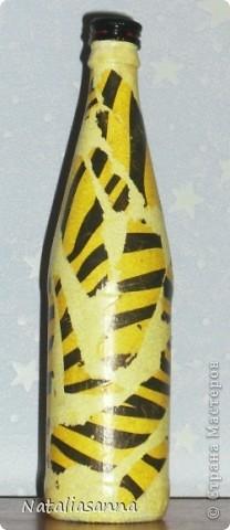 Эти бутылочки оформлялись еще зимой-весной, а вот показать решила сейчас... фото 4