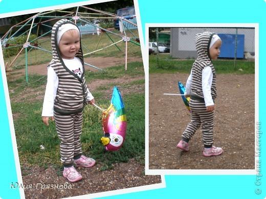 Вот такую юбку-американку попробовала я сшить дочери на 2 годика! Но шила не из фатина, а из капрона, получилось очень пышненько и красиво, один минус, капрон сильно сыпется, я замучилась обрабатывать края (тем более оверлога у меня нет) фото 6