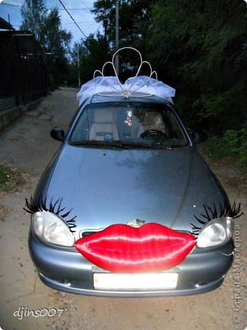 корона на машине слишко пустая, чем можно заполнить, посоветуйте, пожалуйста))) фото 1