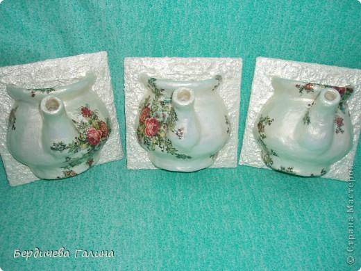 Распиленный чайничек на самом деле изготовлен из бумаги на основе МК Елены КЗ http://stranamasterov.ru/node/361260.    фото 2