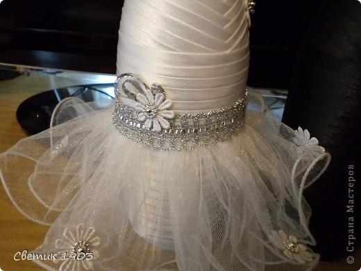 Свадебный сезон в разгаре, только успевай... Выставляю на Ваш суд свои поделочки свадебные. фото 3