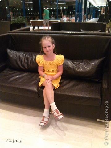Платье для Дочи!! фото 2