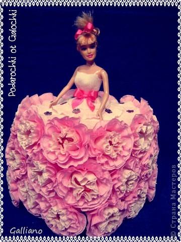 Здравствуйте уважаемые жители СМ!!! Хочу показать Вам свою очередную куколку, заказали для девочки пяти лет...Хочу отметить, что своих кукол делаю по МК Свет9 http://stranamasterov.ru/node/229886?c=favorite