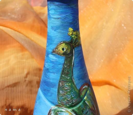Представляю мой долгострой... краски использовала темперные (люблю их))) фото 2