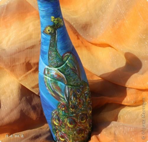 Представляю мой долгострой... краски использовала темперные (люблю их))) фото 5