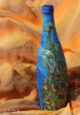 Представляю мой долгострой... краски использовала темперные (люблю их))) фото 1