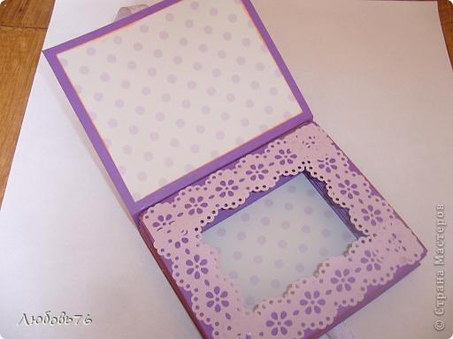 Неделю(не меньше) заглядывалась моя матрешка на коробочку Альбины http://stranamasterov.ru/node/395376, перебирала все свои запасы бумажечек, ленточек, бусинок,цветочков, после два дня стараний и вот результат фото 4