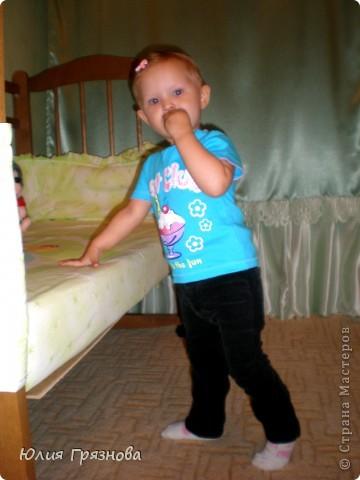 Вот такую юбку-американку попробовала я сшить дочери на 2 годика! Но шила не из фатина, а из капрона, получилось очень пышненько и красиво, один минус, капрон сильно сыпется, я замучилась обрабатывать края (тем более оверлога у меня нет) фото 13